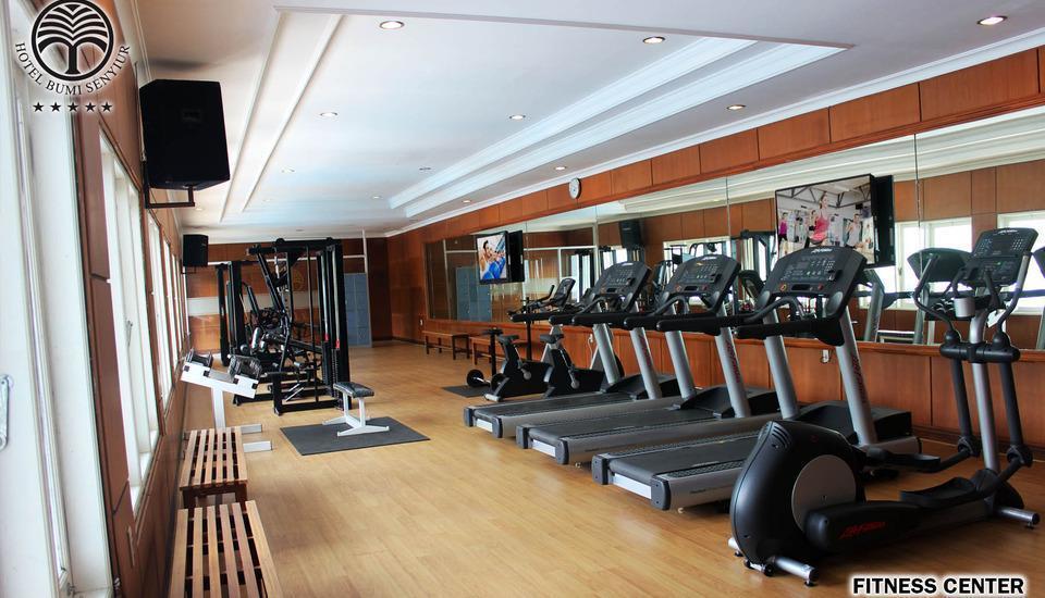 Hotel Bumi Senyiur Samarinda - Fitnes Center
