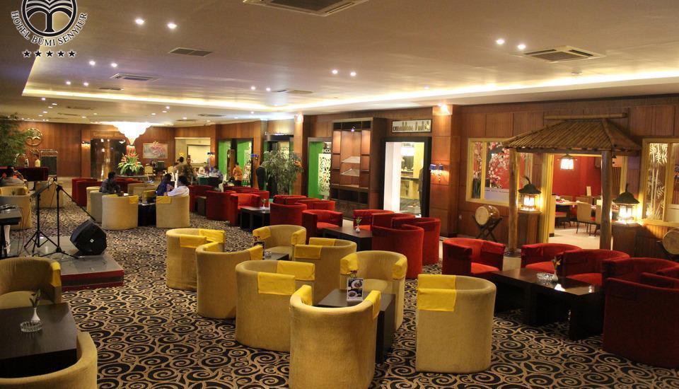 Hotel Bumi Senyiur Samarinda - Lobby