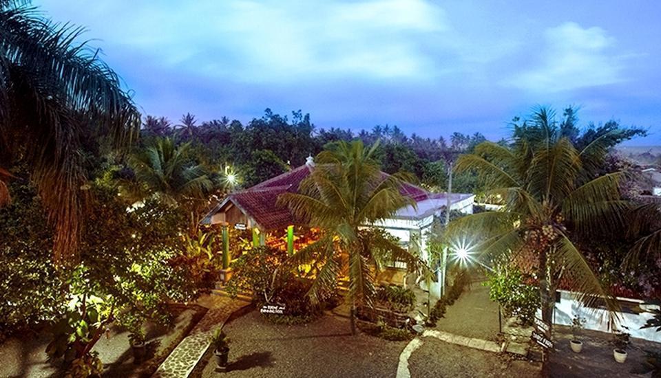 Margo Utomo Eco Resort Kalibaru - pemandangan