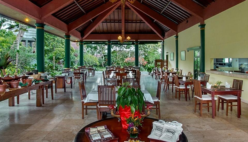 Margo Utomo Eco Resort Kalibaru - restauran heliconia