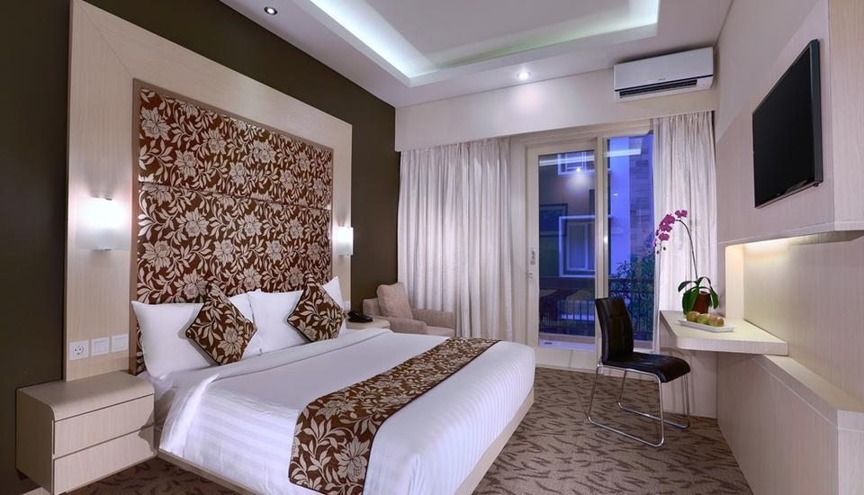 Quest San Hotel Denpasar - Superior Room Only Regular Plan