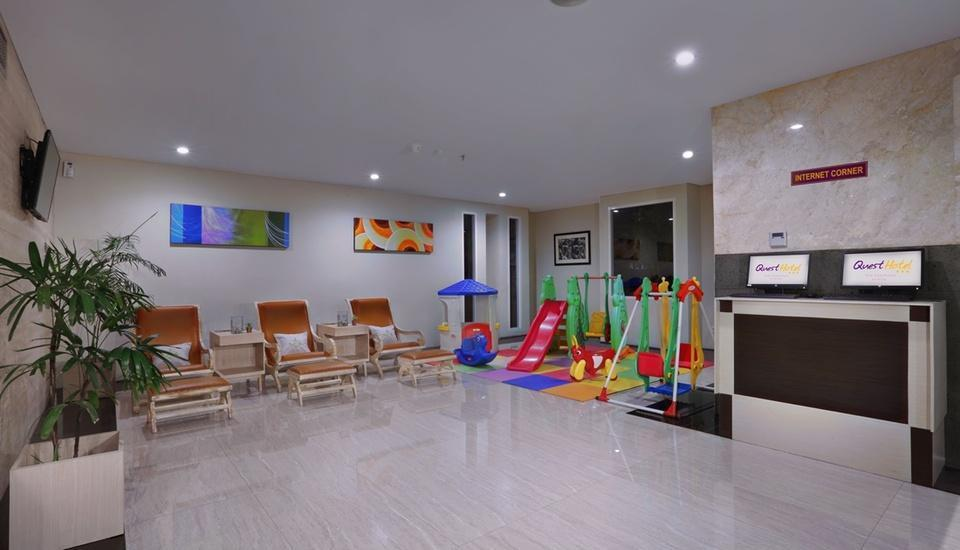 Quest San Hotel Denpasar - Reflexology & Kids Corner