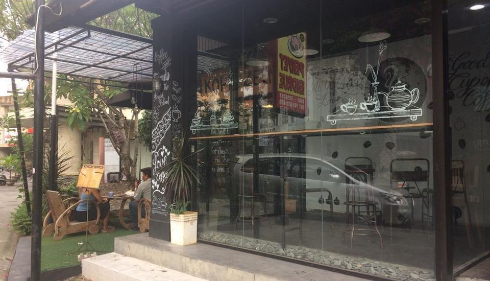 QB Sleep Capsule Hotel Bali - Restaurant