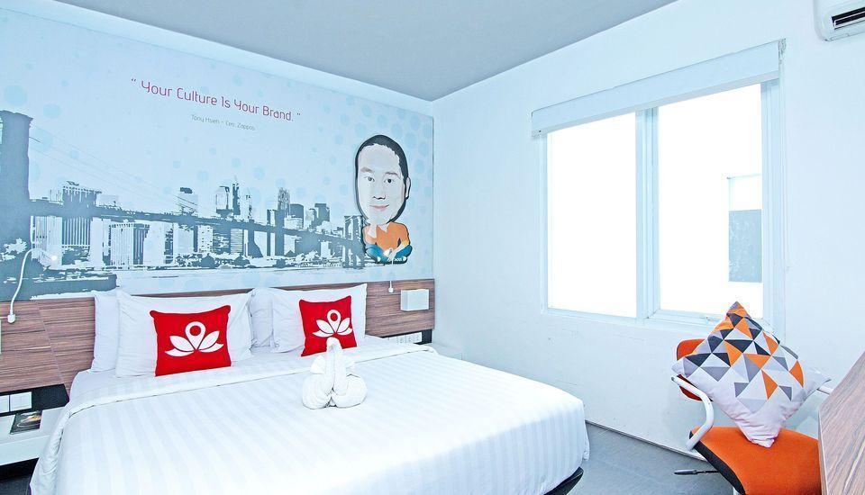 ZenRooms Sunset Road 5 Seminyak - Double Room With Breakfast Special Promo