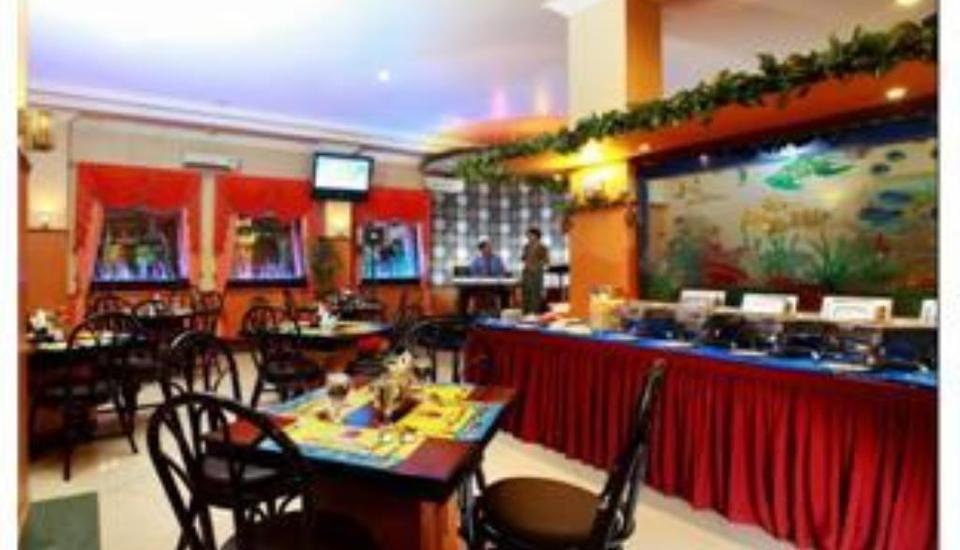 Hotel Roditha Banjarmasin - Restoran