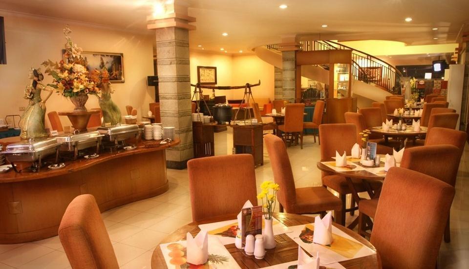 Griptha Hotel Kudus - Ruang makan