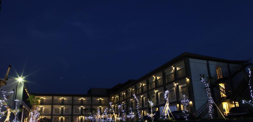 Griptha Hotel Kudus - pemandangan