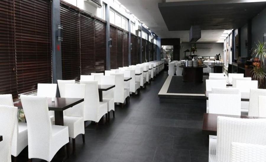 Griptha Hotel Kudus - Restoran