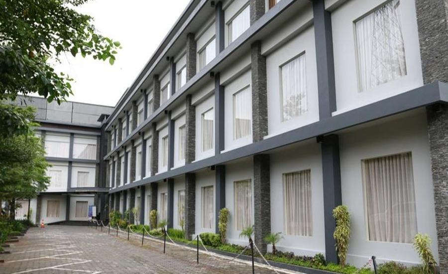 Griptha Hotel Kudus - Eksterior