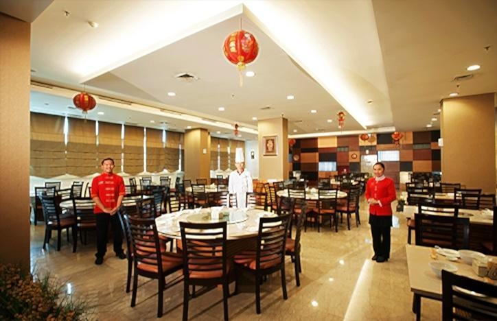 Grand Asia Hotel Jakarta - Restoran