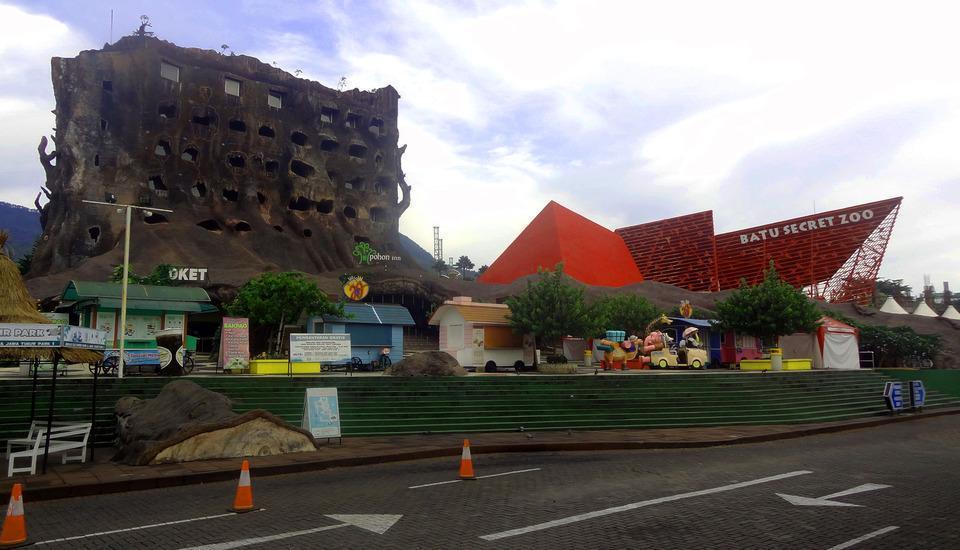 Hotel Pohon Inn Malang - Sekeliling