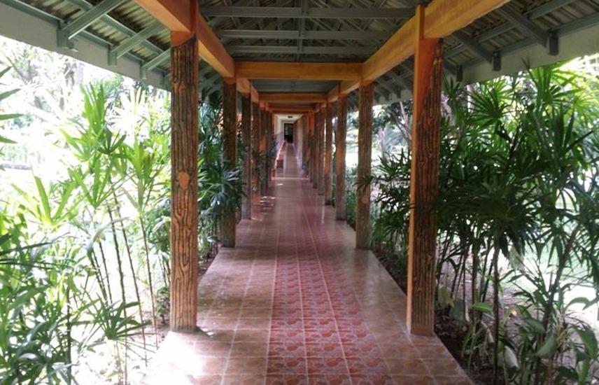 Rindu Alam Hotel Langkat - Eksterior