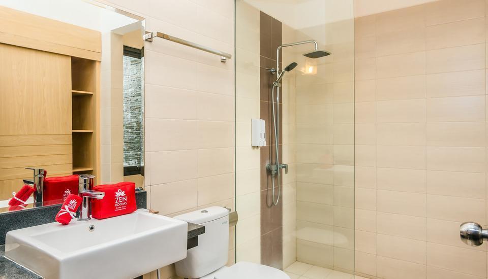 ZenRooms Seminyak Eka Laweya Bali - Kamar mandi