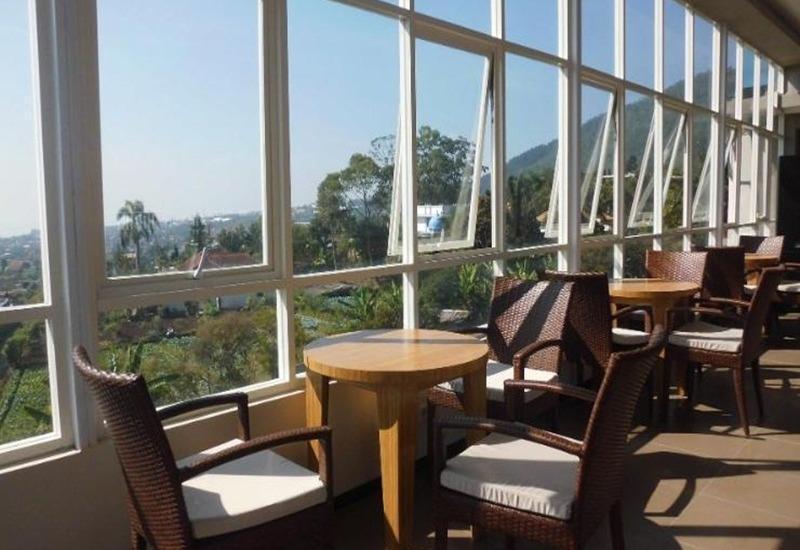 Seulawah Grand View Malang - Restoran