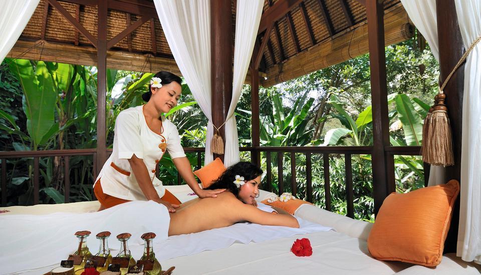 Villa Semana Resort & Spa Bali - Semana Spa by Ayung River