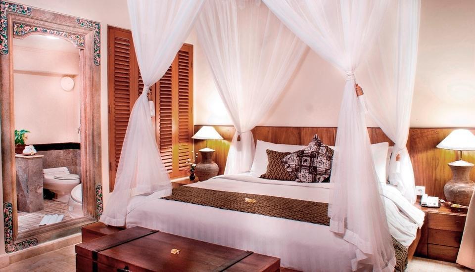 Villa Semana Resort & Spa Bali - Deluxe Villa -Bedroom
