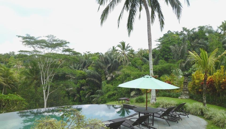 Villa Semana Resort & Spa Bali - Main Infinity Pool