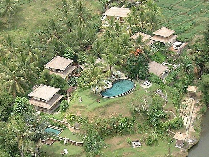Villa Semana Resort & Spa Bali - Aerial View of VS Main Pool & Villas