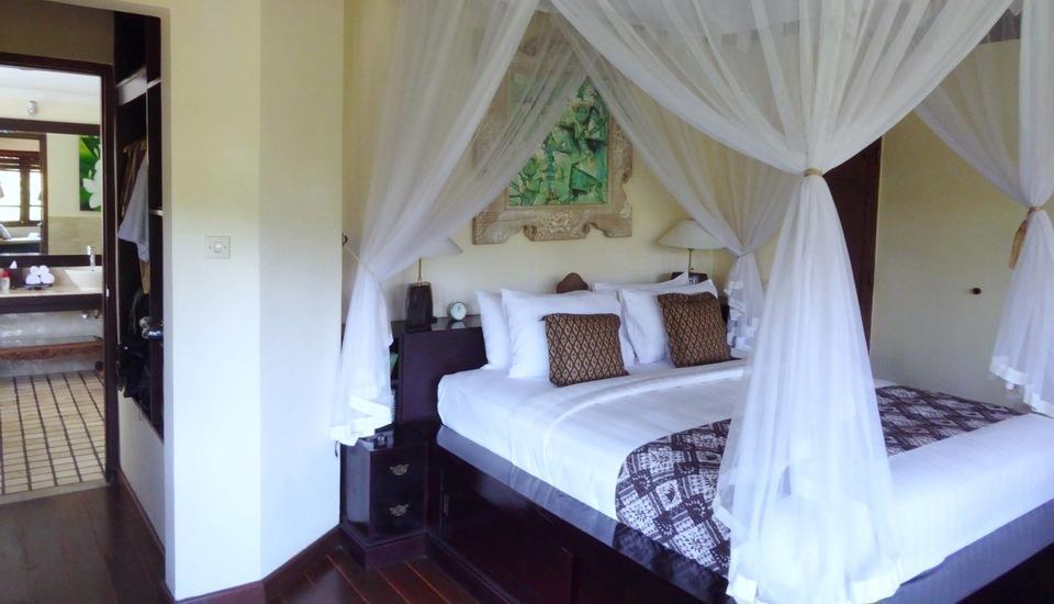 Villa Semana Resort & Spa Bali - Cempaka - Upper Bedroom