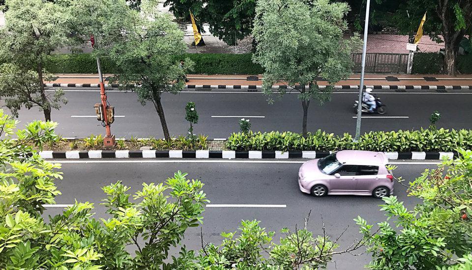 My Studio Hotel Surabaya - Jalan Sekitar