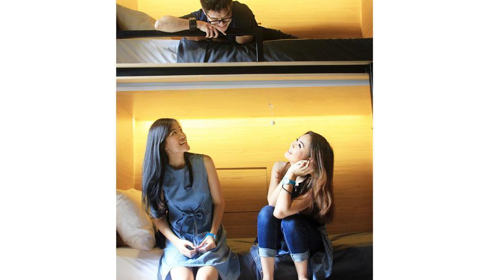 My Studio Hotel Surabaya - Rooms