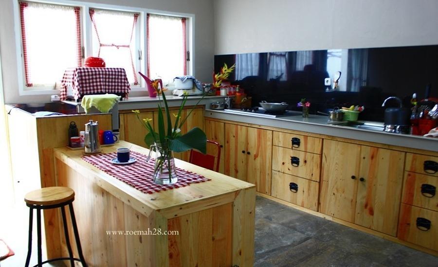 Roemah 28 Medan - Dapur
