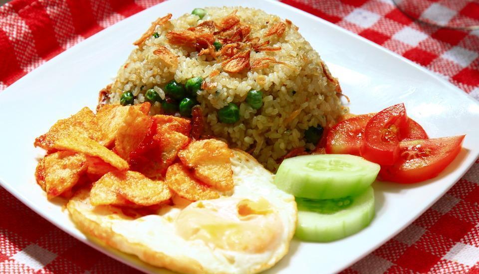 Roemah 28 Medan - Nasi Goreng Green Peas