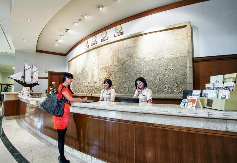 Hotel Sahid Jaya Makassar - Lobby