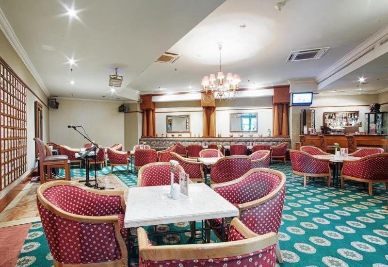 Hotel Sahid Jaya Makassar - Lobby Lounge