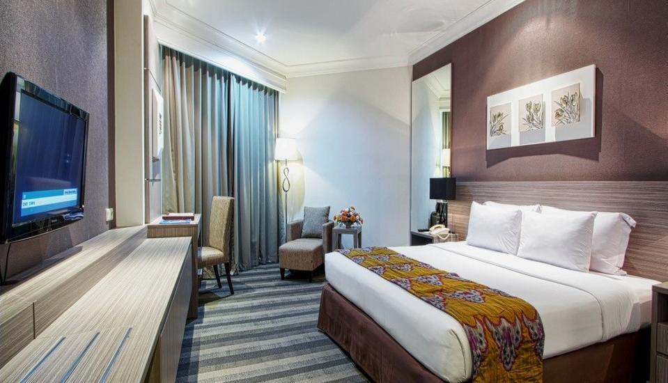 Hotel Sahid Jaya Makassar - Deluxe Room Only Regular Plan