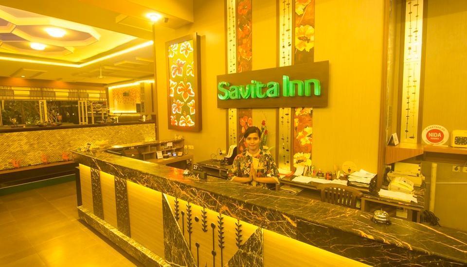 Savita Inn Yogyakarta - Reception