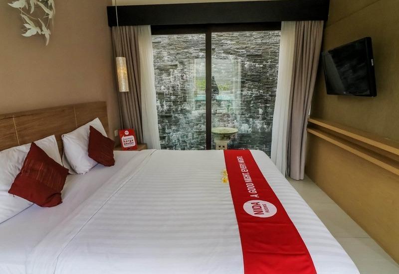 NIDA Rooms Kuta Seminyak Beach Bali - Kamar tamu