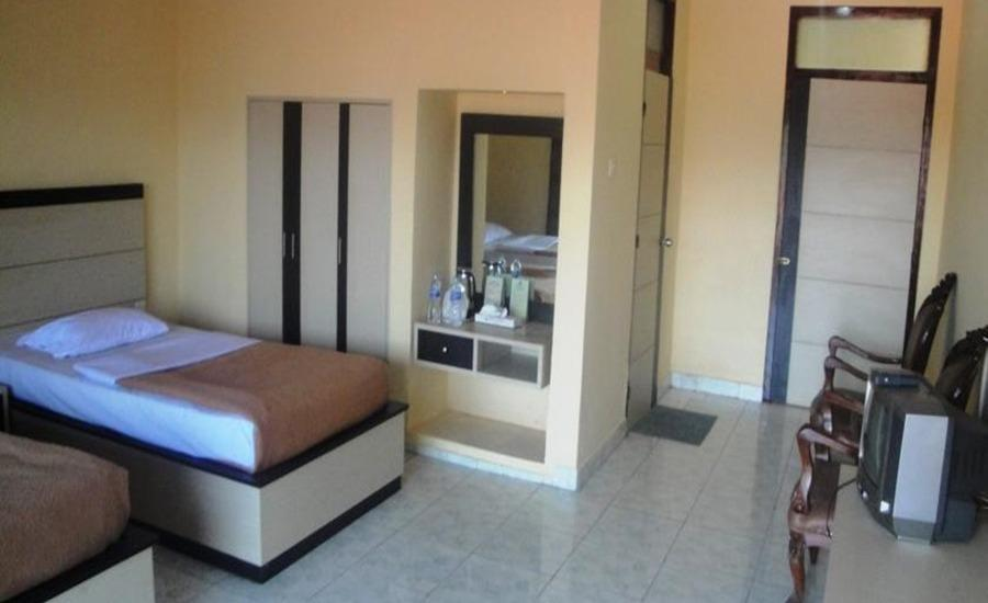 Hotel Istana Pekalongan Pekalongan - Superior Twin Bed Room Regular Plan