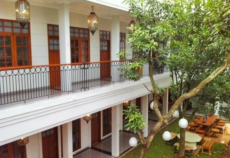 De Halimun Guest House Bandung -