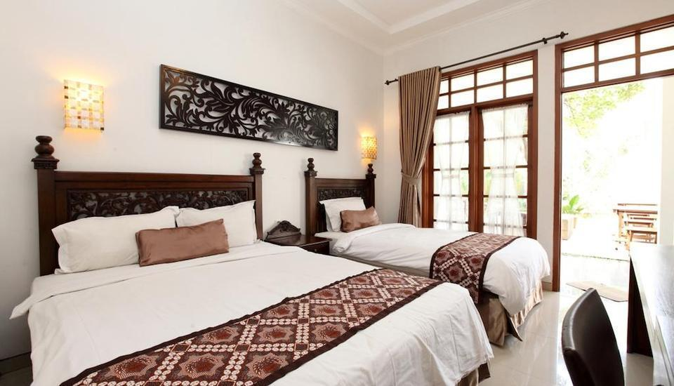De Halimun Guest House Bandung - Family Room 3 Person