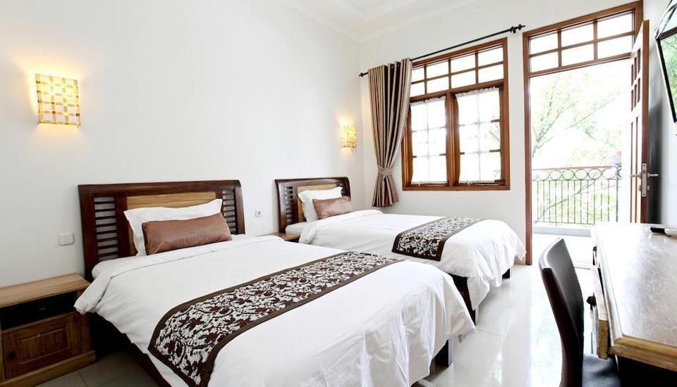 De Halimun Guest House Bandung - Deluxe Twin