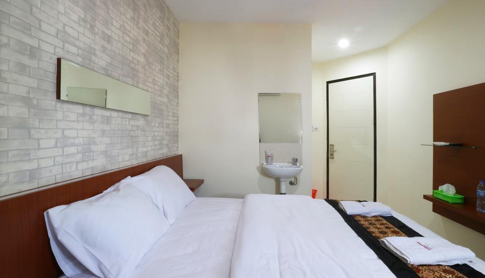 Hotel Celvasha Jakarta - Bedroom