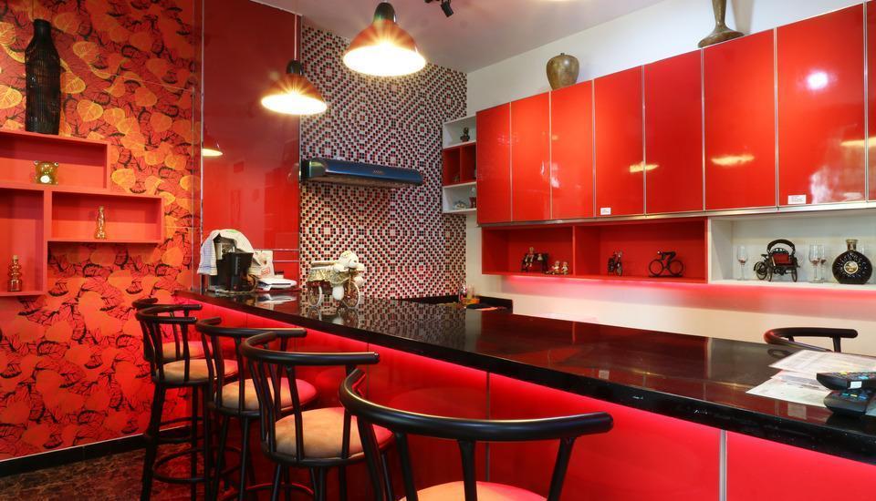 Hotel Celvasha Jakarta - Lounge