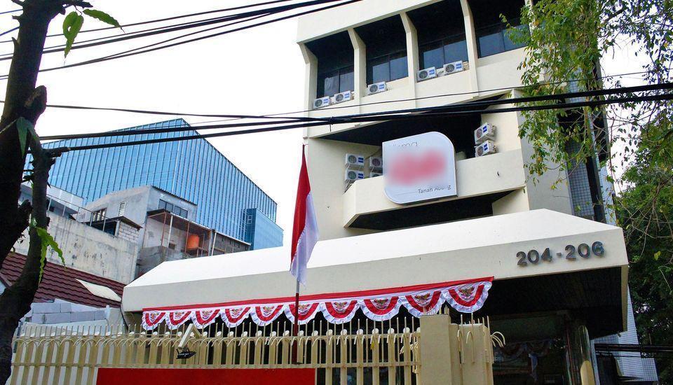 ZenRooms Wahid Hasyim Syariah Jakarta - Tampak luar