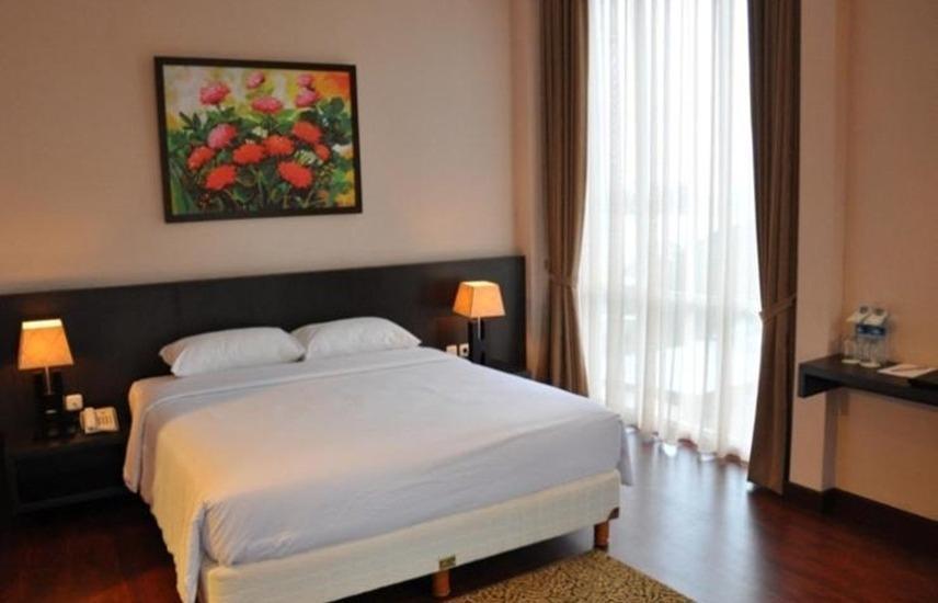 Oasis Siliwangi Sport Hotel Bandung - Kamar Superior