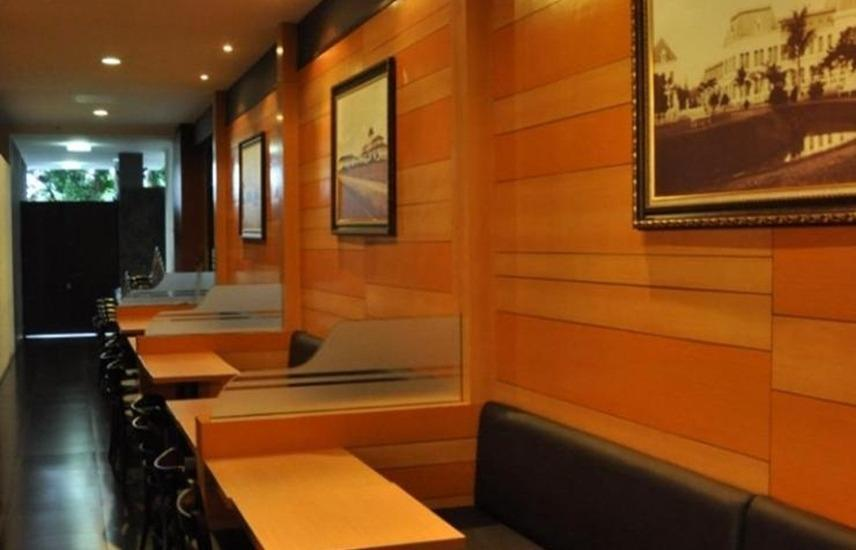 Oasis Siliwangi Sport Hotel Bandung - Interior