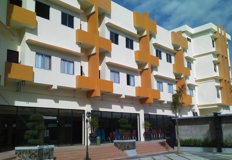 Smart Hotel Lubuklinggau - Eksterior