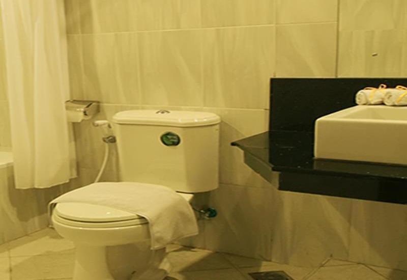 Smart Hotel Lubuklinggau - Kamar mandi