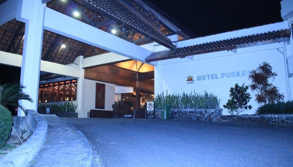 Hotel Pusako Bukittinggi - Exterior