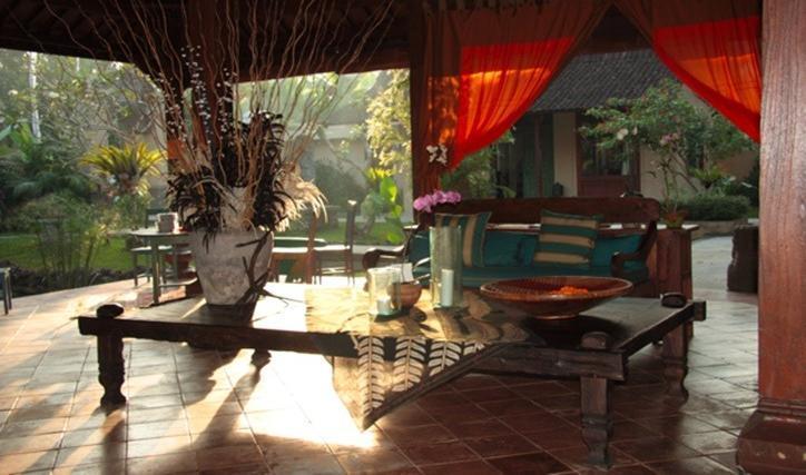 Villa Bodhi Bali - Ruang Makan
