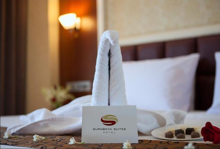 Surabaya Suites Hotel Plaza Boulevard - Room