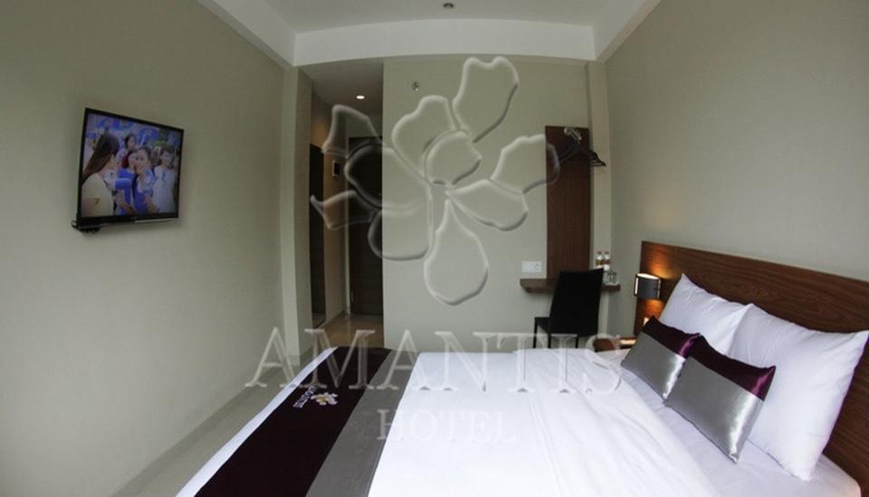 Hotel Amantis Demak - Double Bed