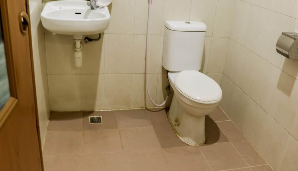 NIDA Rooms Ancol Dream Park Penjaringan Jakarta - Kamar mandi