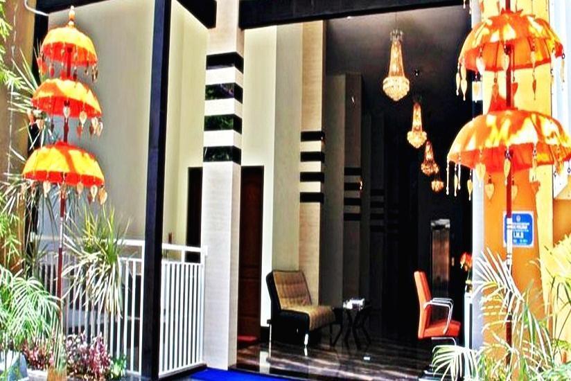 Luxio Hotel Bali - Eksterior