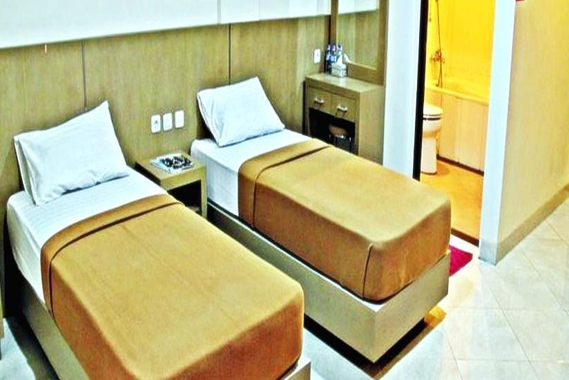 Luxio Hotel Bali - Deluxe Room